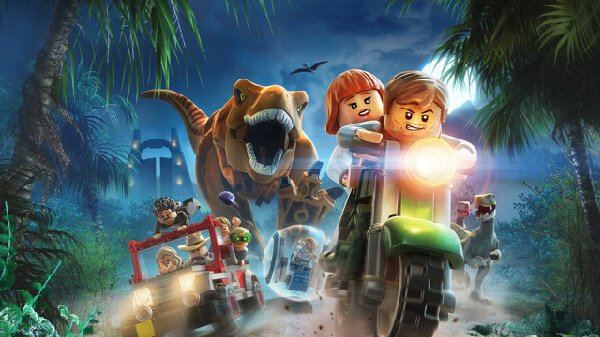 LEGO Jurassic World covers events from the entire series of films.