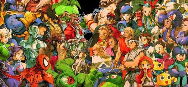Hopefully we haven't seen the end of Marvel vs. Capcom