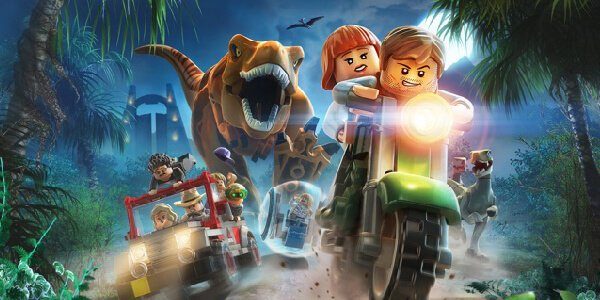 LEGO Jurassic World Comes to Nintendo Switch