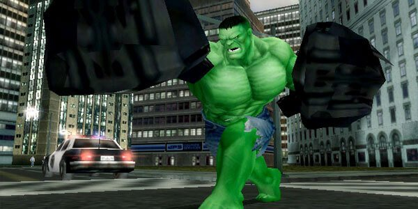 Ultimate Destruction lets you do what the Hulk does best