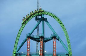 Preview rollercoaster kingda ka pre