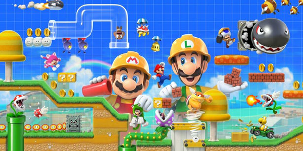 Super Mario Maker 2 Nintendo Switch Game Review