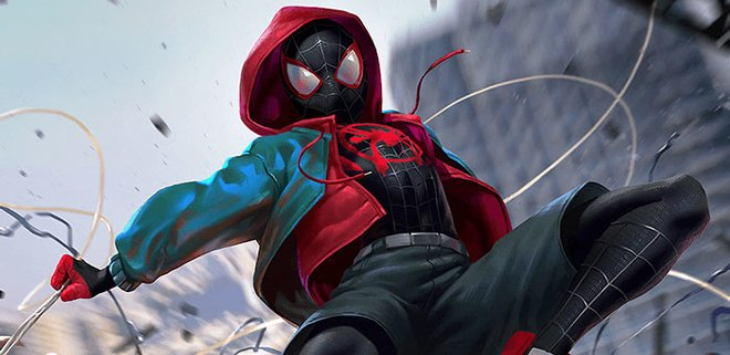 Will Miles Morales don his Spidey suit in the sequel?