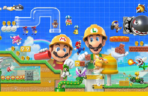 Preview preview super mario maker 2 nintendo switch game review