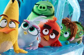 Preview angry birds movie 2 revew pre
