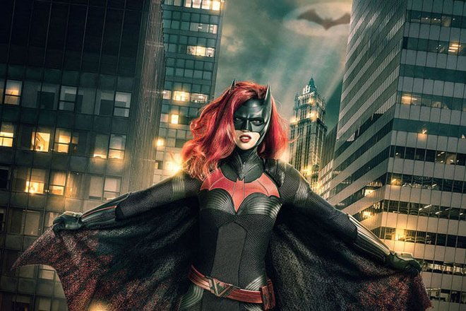 Batwoman joins the CW superheroes.
