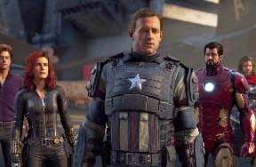 Preview preview first avengers gameplay