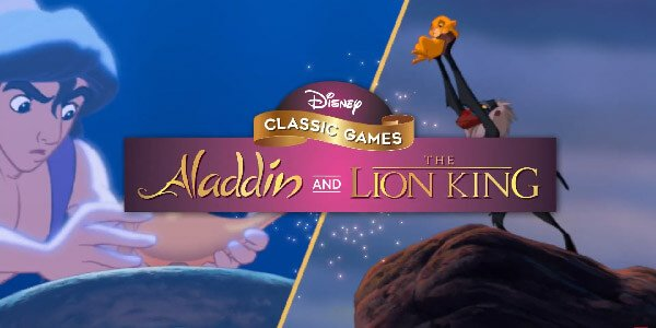 Retro Lion King and Aladdin Games Are Remastered for Modern