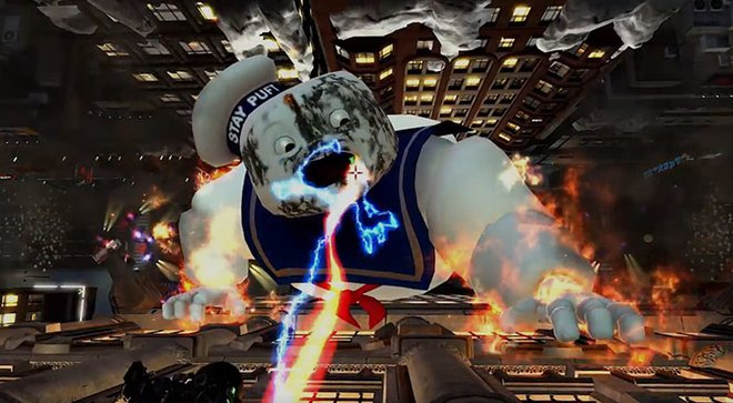 Ghostbusters The Video Game lets you take on iconic ghosts