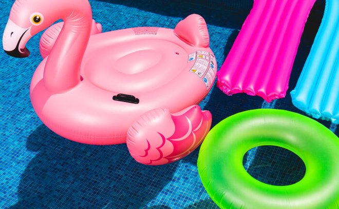 Grab your floaties and throw an epic pool party!