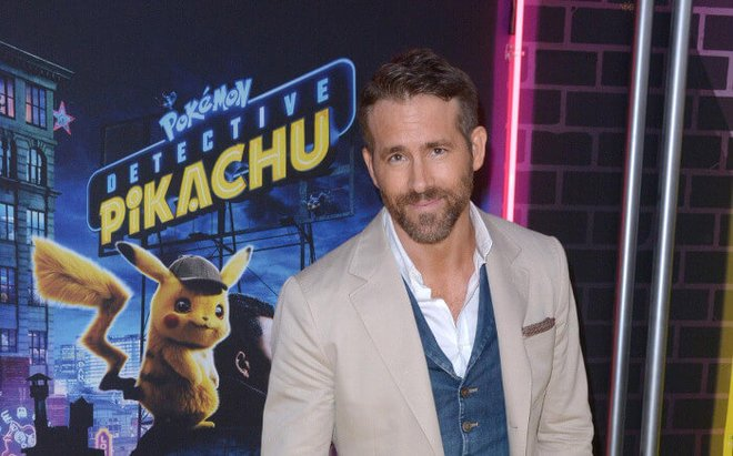 Ryan Reynolds at the New York premiere of the film