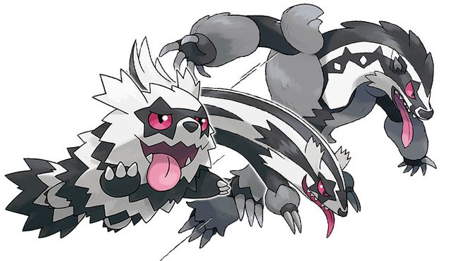Galarian Zigzagoon finally gets a third evolution in the form of Obstagoon