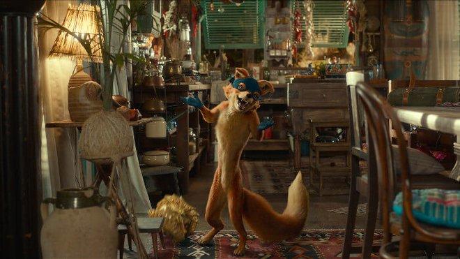 Swiper the thieving fox